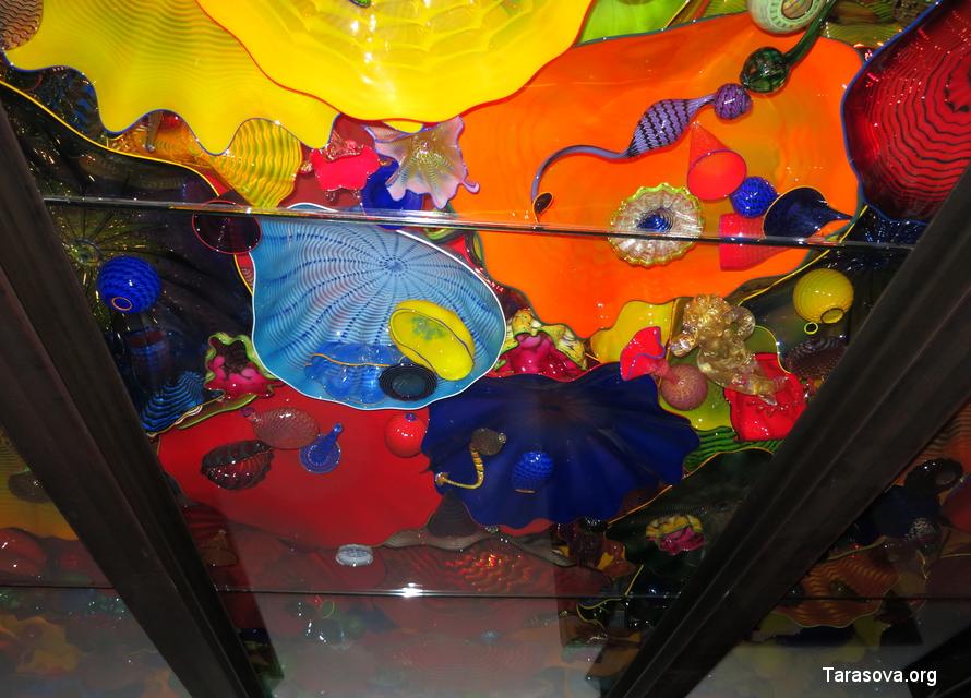 Люстры Fiori di Como - это сад на потолке из выдувного стекла
