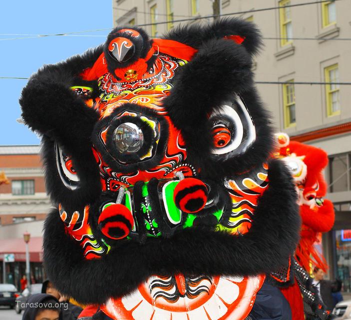 Сиэтл. Китай- город. Часть 2 (Chinatown in Seattle. Part 2)