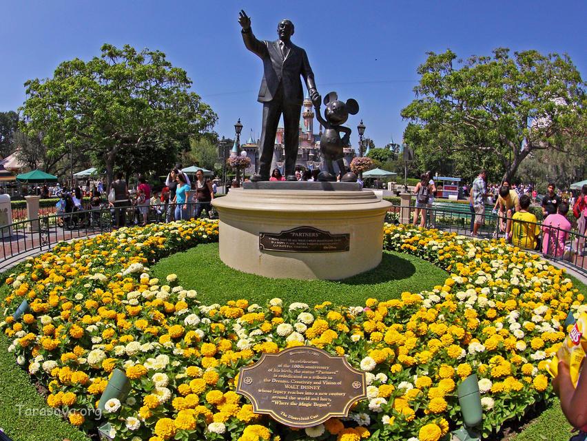 Дисней Лэнд, Калифорния. Часть 1 (Disneyland, CA. Part 1)