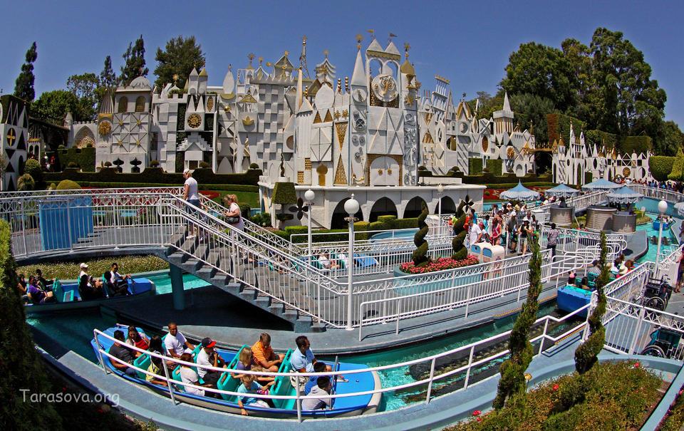 Дисней Лэнд, Калифорния. Часть 2 (Disneyland, CA. Part 2)